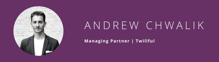 Andrew Chwalik on paid social